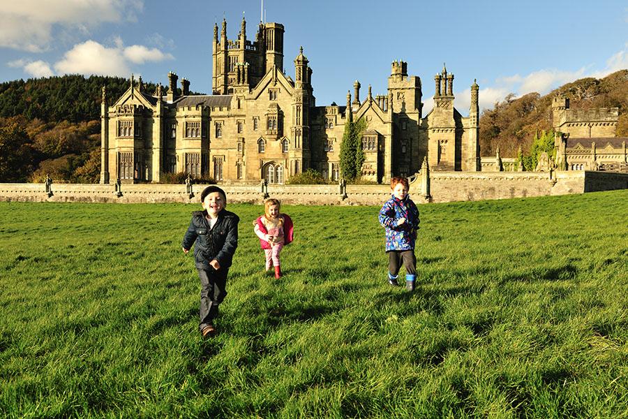 Margam Castle Children