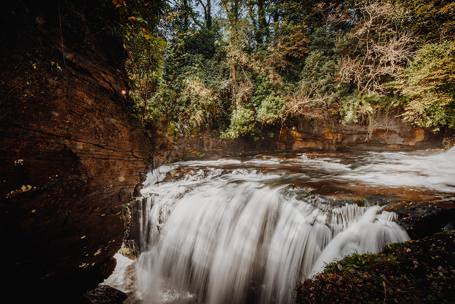 Aberdulais Waterfalls