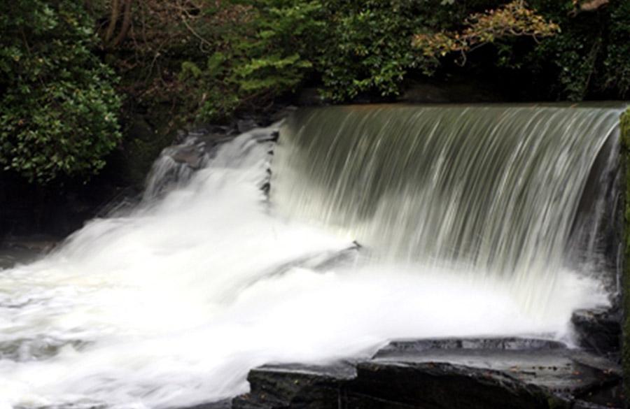 Aberdulais Waterfall