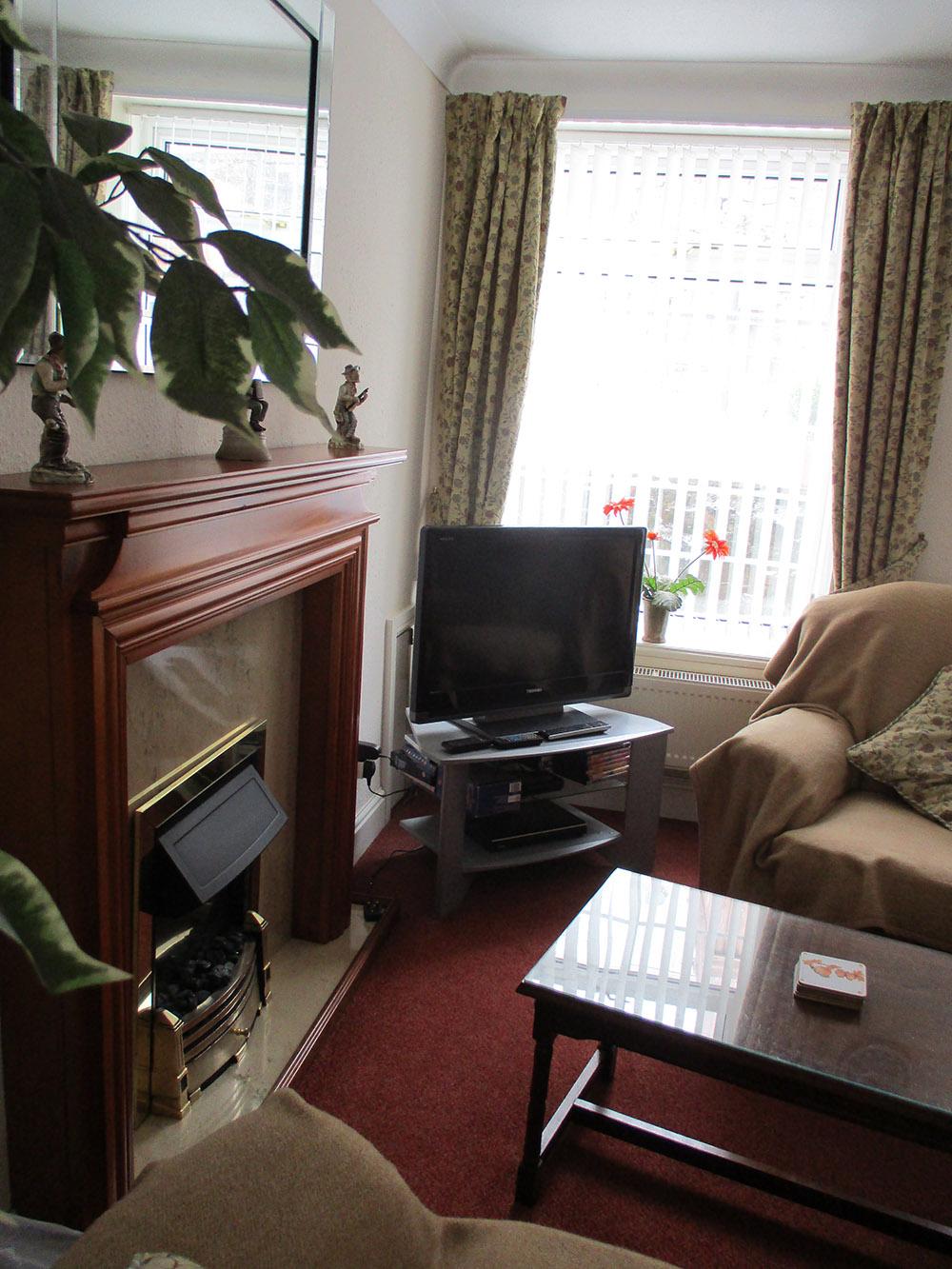 Glyndwr lounge