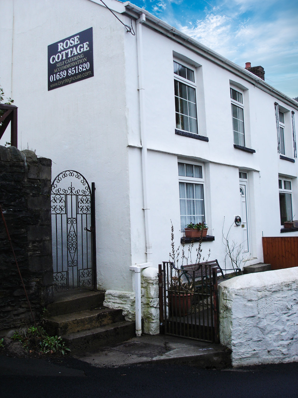 Rose Cottage Self Catering Accommodation