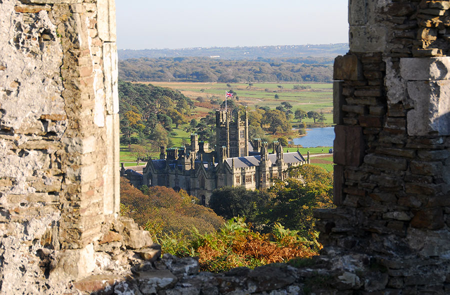 Margam Castle and Park
