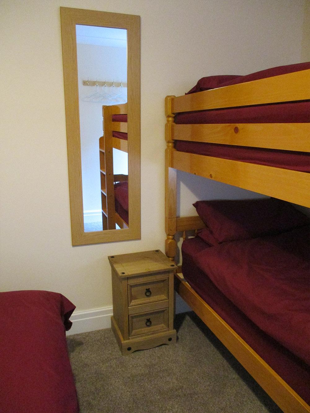 Pedallers Bedroom